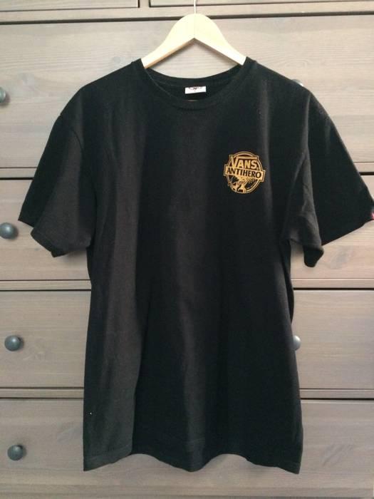 7b1c483d89 Vans Vans X AntiHero Collab T-shirt Size l - Short Sleeve T-Shirts ...