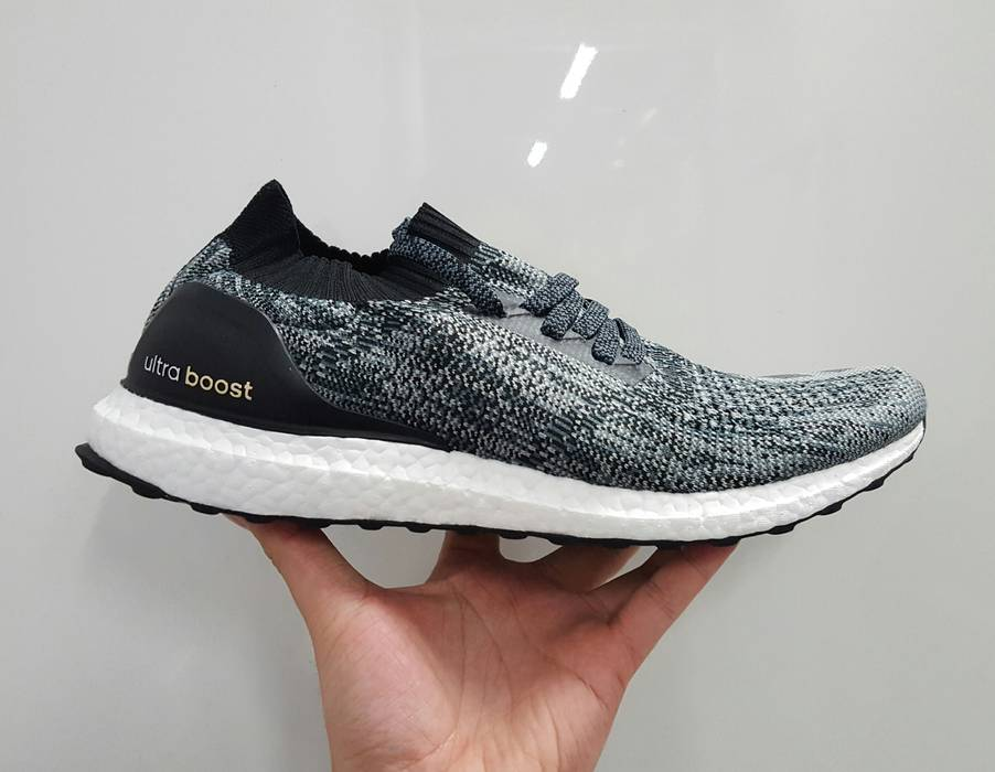 1b62620f30d2c Adidas Adidas UltraBOOST Uncaged Black Grey US 9 BNIB (BB3900) Size ...