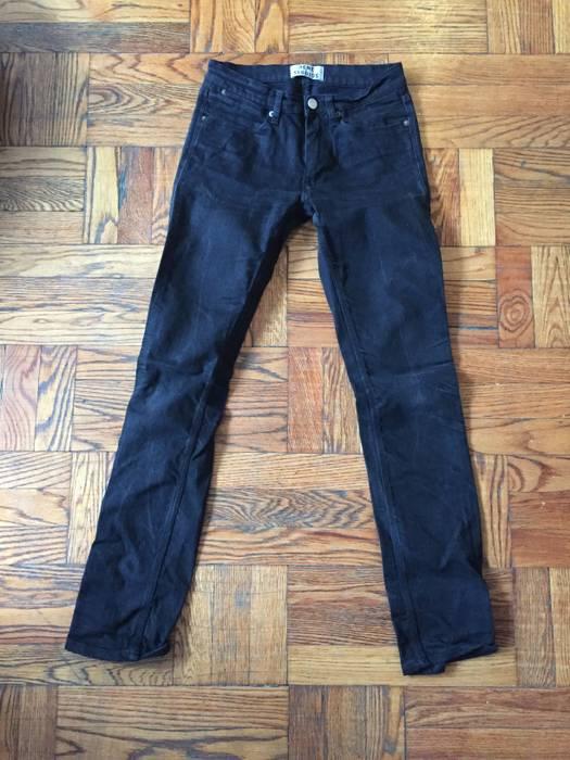 230c448e2cbc Acne Studios Acne Studios Max Cash Black Denim Jeans Perfectly Worn-in,  side 27