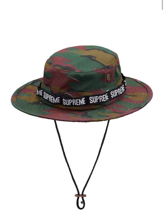 ... discount supreme boonie hat size one size ecdf7 c5a20 6df2d6aaf479