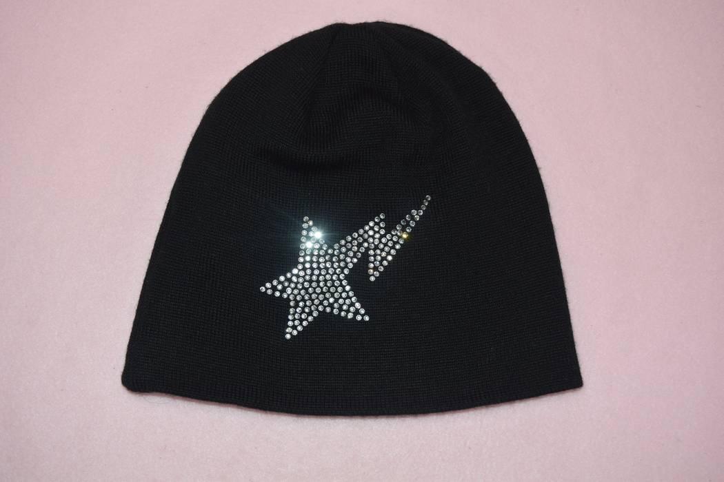 Bape OG Bape Bapesta Swarovski Beanie Hat STA Size one size - Hats ... 4e9da225770