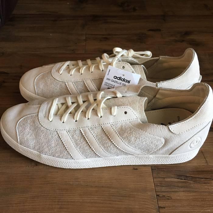 online store 18608 ebe24 Adidas Adidas X WH Gazelle 85 PK Off-White Size US 11.5  EU 44