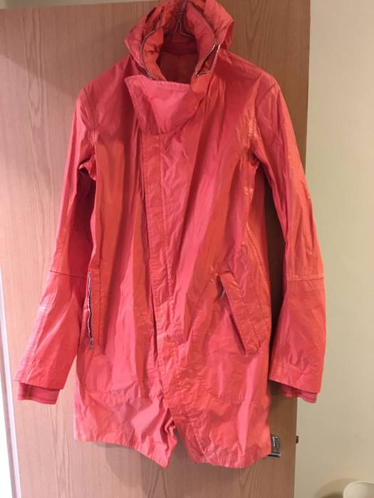 Carol Christian Poell Red Paper Parka Size m - Raincoats for Sale ... cb3a4b98d4a