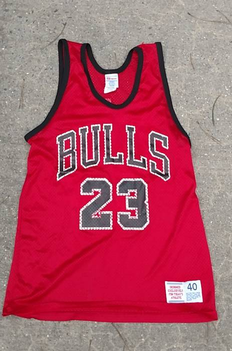 f50b2dd0ee2a Vintage Vintage Hanes Michael Jordan jersey Size s - Jerseys for ...
