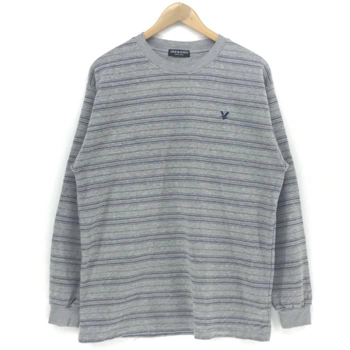 Lyle   Scott Lyle   Scott Striped Sweatshirt Size l - Sweatshirts ... a07856132