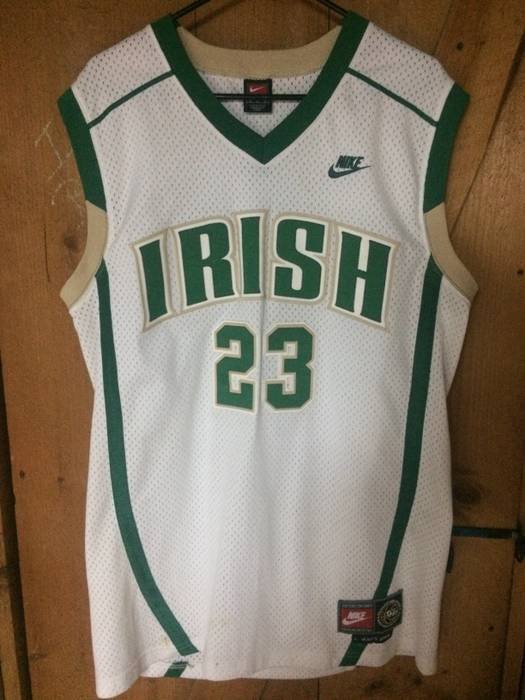 Nike LeBron James (St. Vincent-St. Mary s High School) Throwback Jersey d21e0f6df