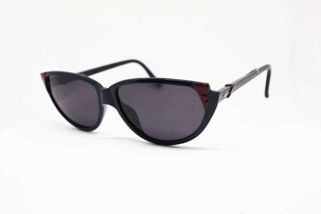 dd631fb6ed8 Dior CHRISTIAN DIOR mod. 2353 sunglasses cat eye navy blue Optyl ...
