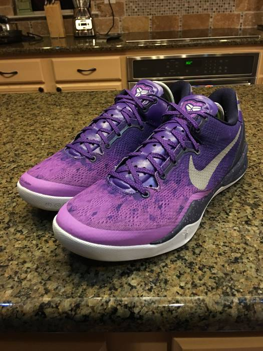 08bd447c3179 Nike Kobe 8 Purple Gradient Size 10 - for Sale - Grailed