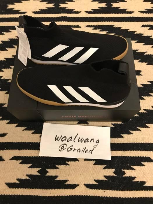 wholesale dealer ff57b 95c19 Adidas GR ACE 16+ Super TR Black Size US 9  EU 42