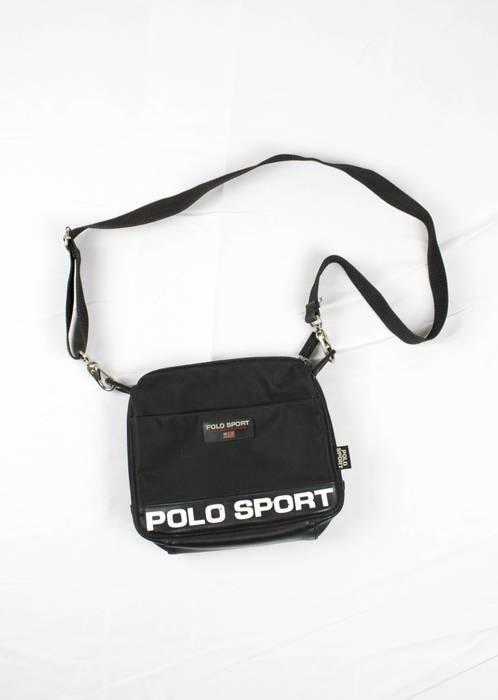 f6e78683182 Polo Ralph Lauren 90 s POLO SPORT RALPH LAUREN CROSSBODY BAG SATCHEL Size  ONE SIZE - 2
