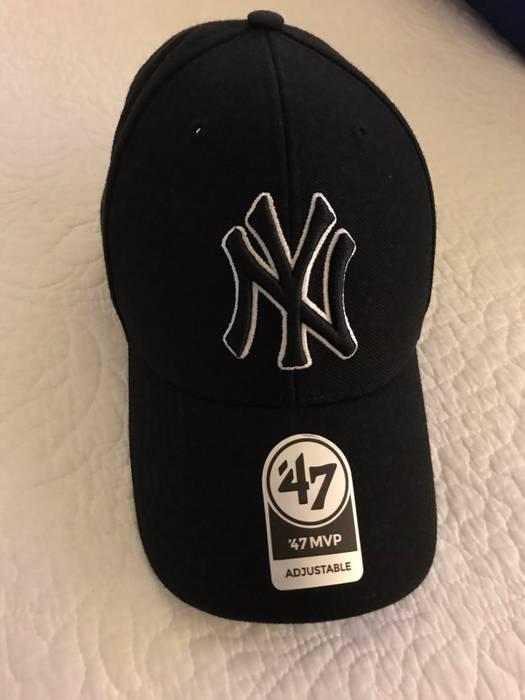 31e9b66595ecf ... clearance 47 brand new york yankees 47 mvp cap mlb size one size ac761  a34d3