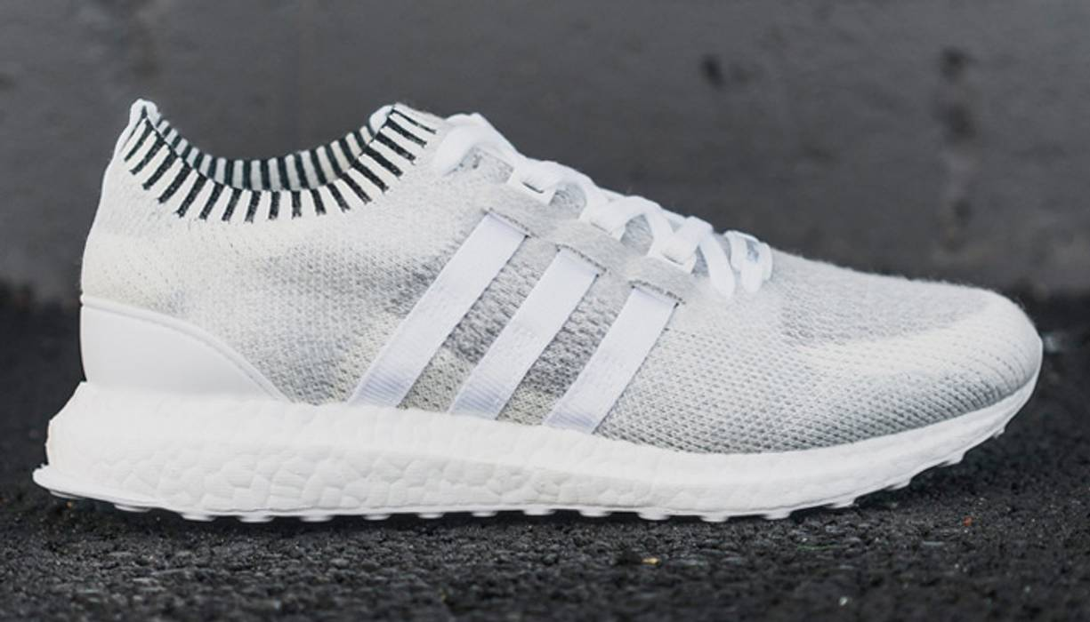 "32b3ca73cdff Adidas ADIDAS EQT SUPPORT ULTRA PRIMEKNIT ""VINTAGE WHITE"" Size 9 ..."
