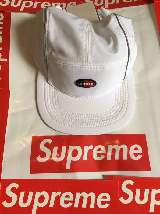 77d6258f453b3 Supreme Supreme X Nike Air Max 98 Hat White Size one size - Hats for ...