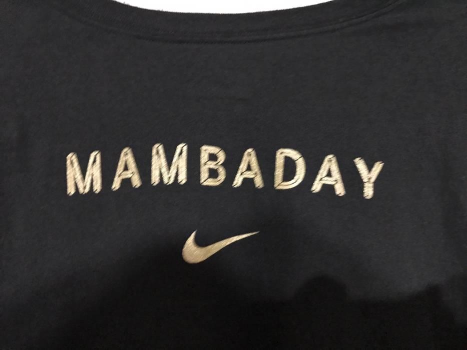 Nike Kobe Bryant Mamba Day T-Shirt Size xl - Short Sleeve T-Shirts ... 80e64633d219