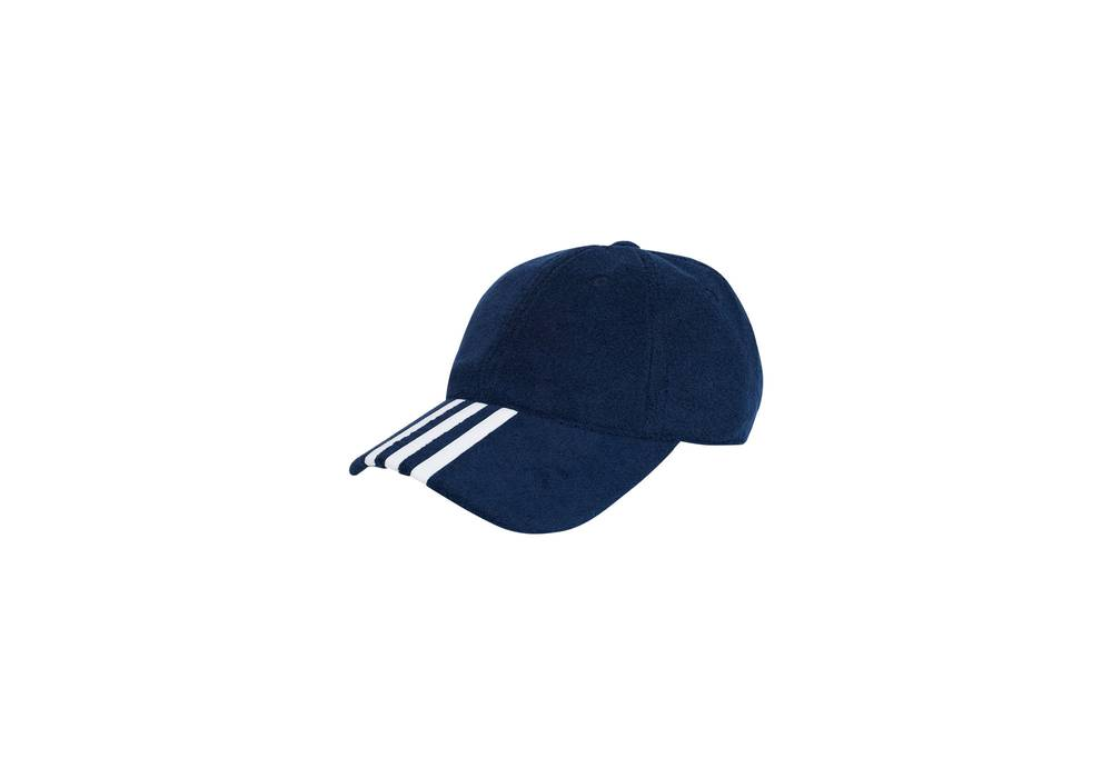 e25eedd708811 Adidas Palace x Adidas Towel 3 Stripes Hat Navy Size one size - Hats ...