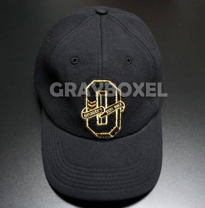 408111c75ba Octobers Very Own New October s Very Own OVO Owl Fleece Sports cap Hat  Supreme bape Size