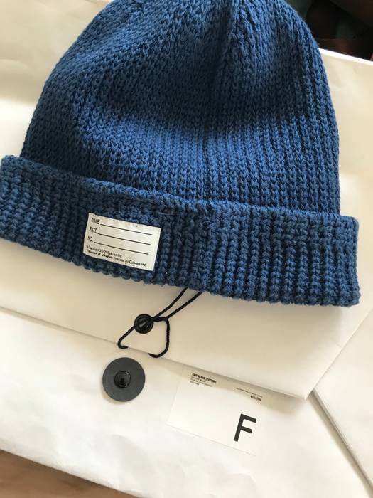 Visvim Knit Beanie Size one size - Hats for Sale - Grailed ee4f1ab26450