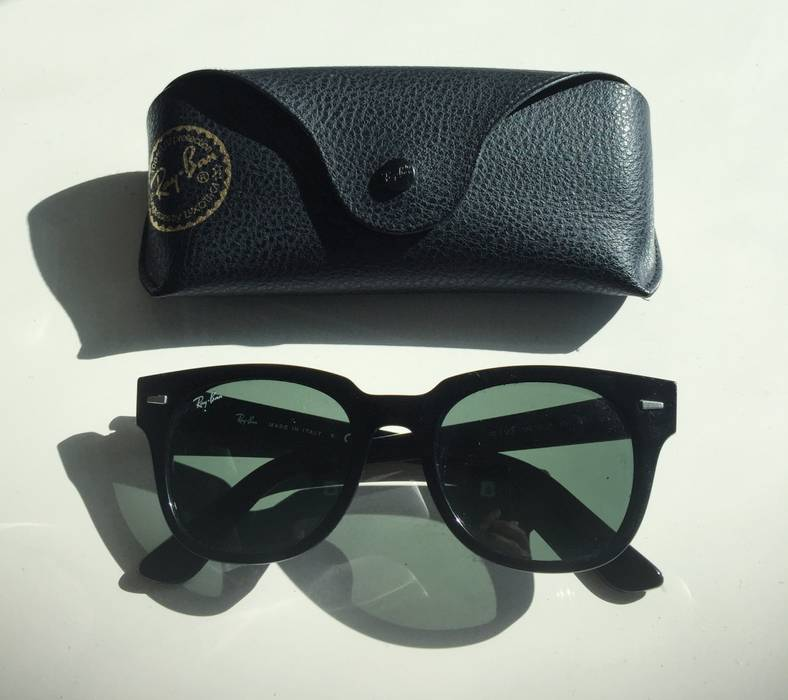 411159a6e94 RayBan RB4168 Meteor 601 Size one size - Sunglasses for Sale - Grailed