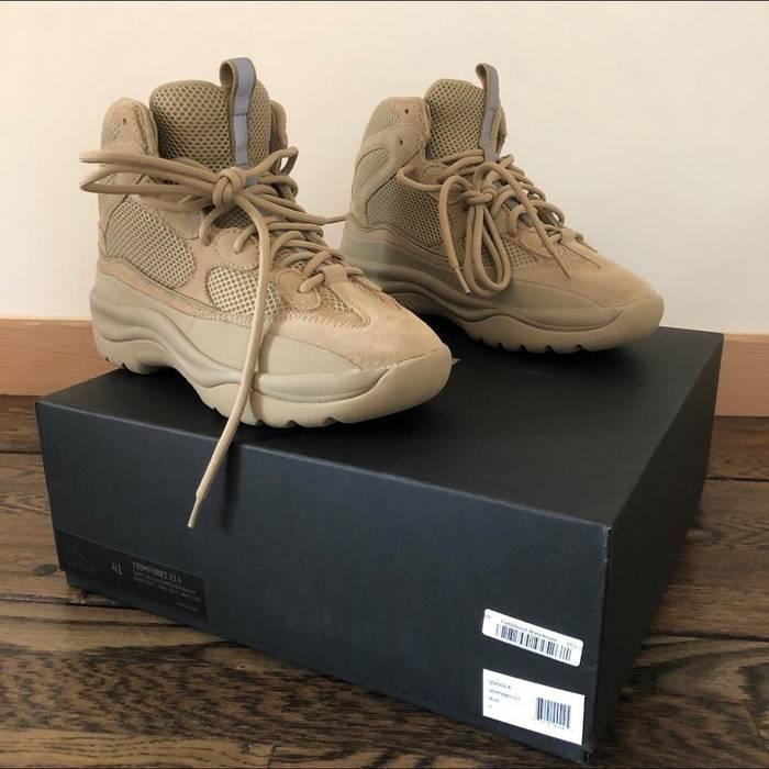 7ed6d935135ae Yeezy Season Yeezy Season 6 Desert Boot Size 45 Size 12 - Boots for ...
