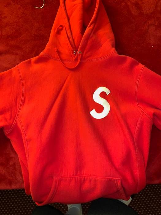 f62be8d37545 Supreme Supreme S Logo Hoodie Size m - Sweatshirts   Hoodies for ...