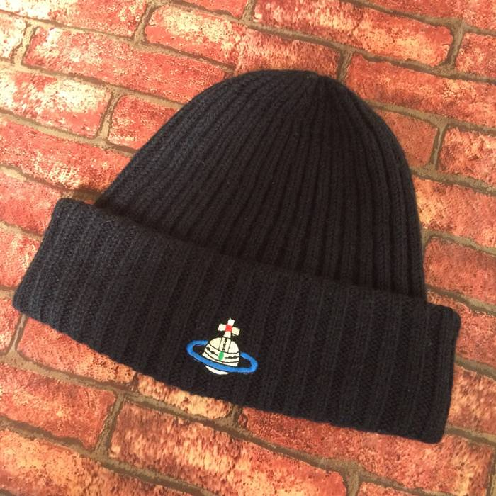 Vivienne Westwood Beanie Hat Size one size - Hats for Sale - Grailed 60e763e0500