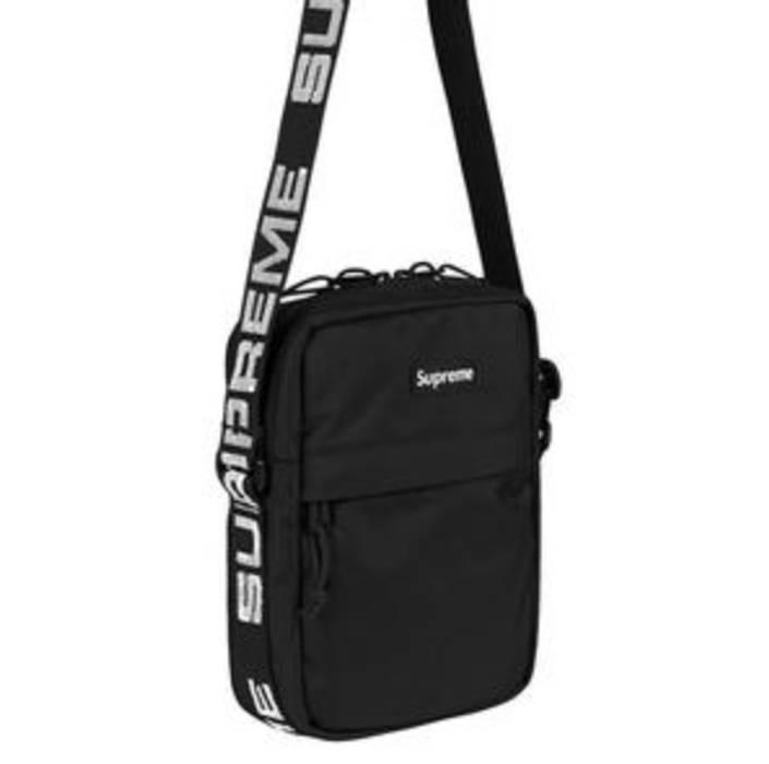 Supreme Shoulder Bag Ss18 Dimensions - Just Me And Supreme