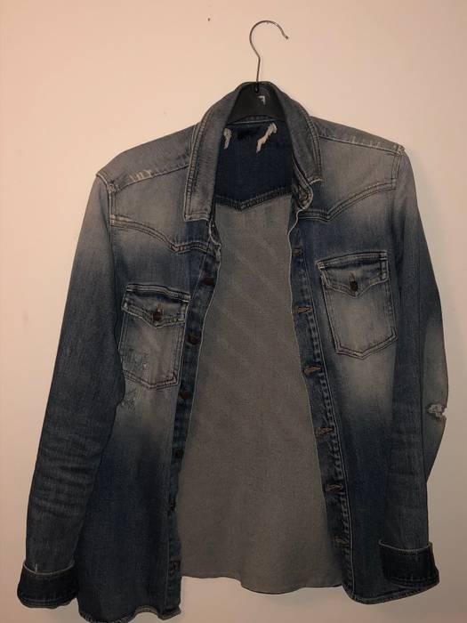 b2ca9215af47 Off-White OFF-WHITE DENIM JACKET Size m - Denim Jackets for Sale ...