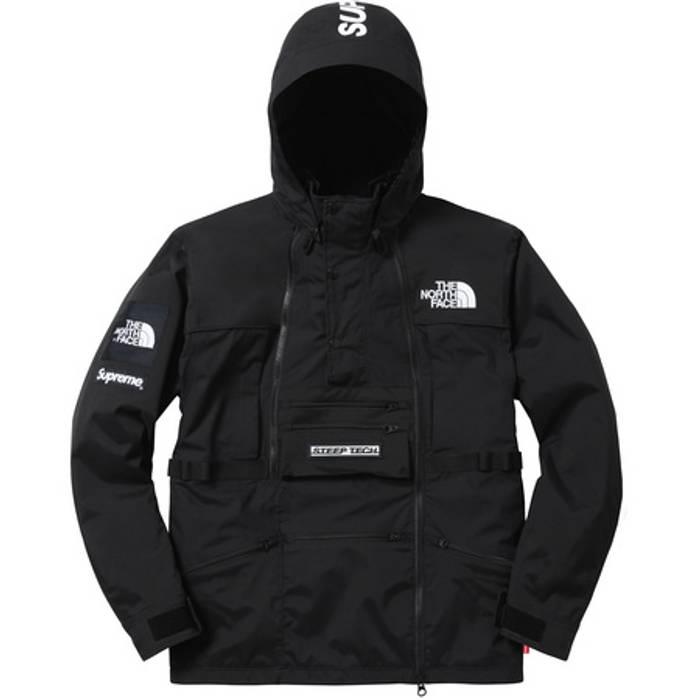 Supreme Steep Tech Hooded Jacket Medium Size m - Light Jackets for ... a3d62caa7
