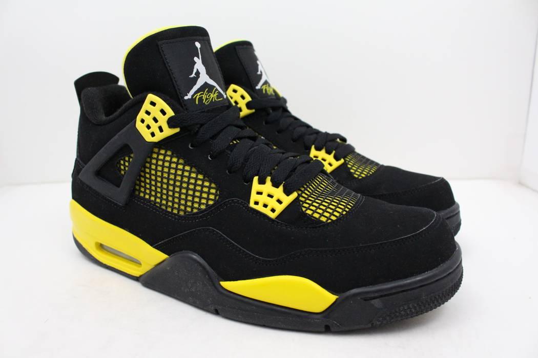 606d134443f6 Nike Nike Air Retro Jordan 4 Thunder Size 10.5 - Hi-Top Sneakers for ...