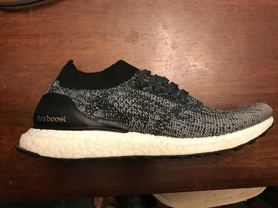 f381304ca ... discount code for adidas ultra boost uncaged core black grey gold size  us 9.5 abc39 8c7ec