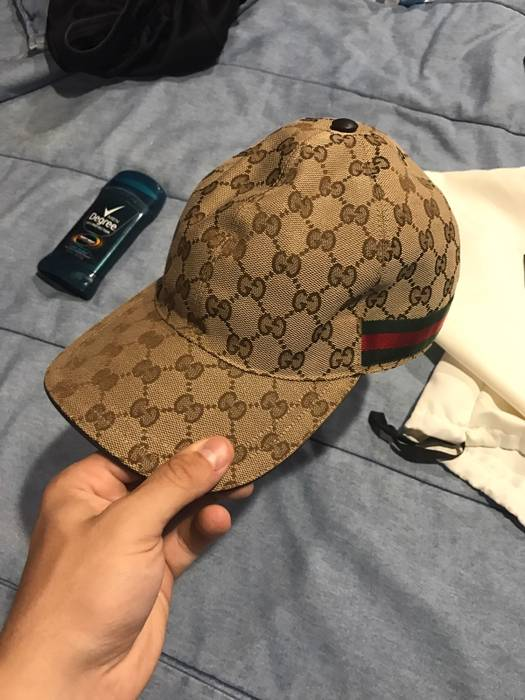 Gucci Gucci Baseball Hat Size one size - Hats for Sale - Grailed eaffc64cde5b