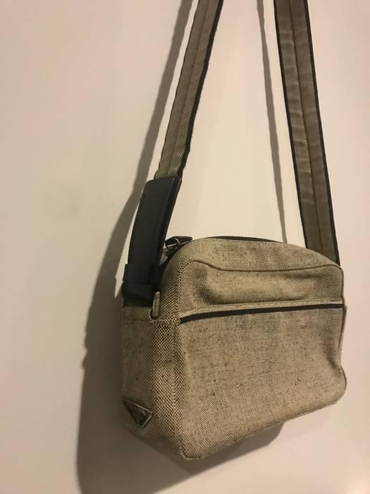 5ac661352655 Prada S/S 1999 Prada Canvas Crossbody Bag Size one size - Bags ...