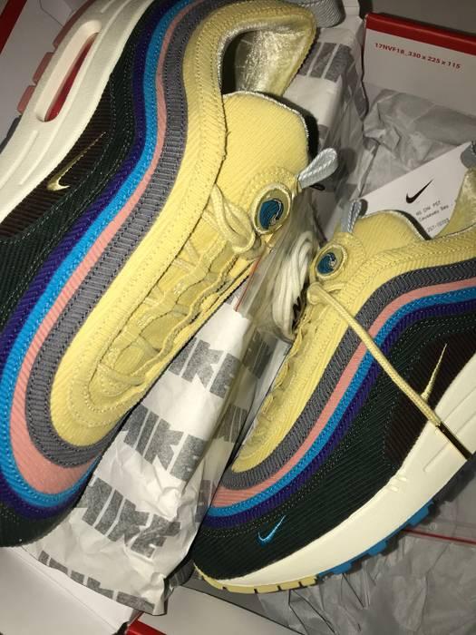 ee4ef95aa84ea3 Nike Air Max 1 97 Sean Weatherspoon Size 9 - Low-Top Sneakers for ...