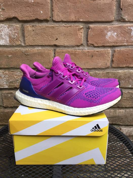 a9b712fa2 Adidas Flash Pink Ultra Boost 1.0 Size 10 - Low-Top Sneakers for ...