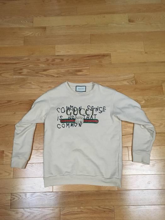 836f667f8a1 Gucci Gucci Coco Capitán Crewneck Size m - Sweatshirts   Hoodies for ...