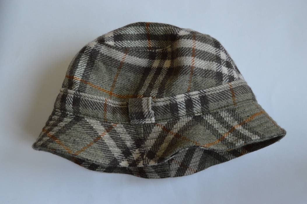 Burberry vintage wool burberrys bucket hat Size one size - Hats for ... 25172d5efd2
