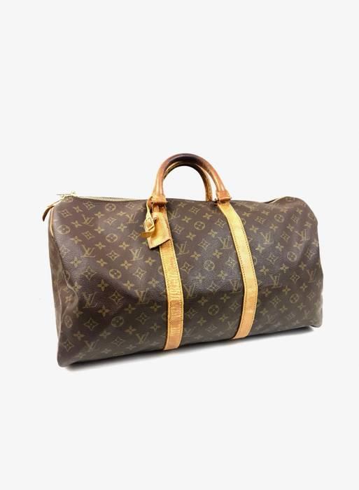 Louis Vuitton Keepall 50 Boston Bag Size one size - Bags   Luggage ... d988c6ec16147