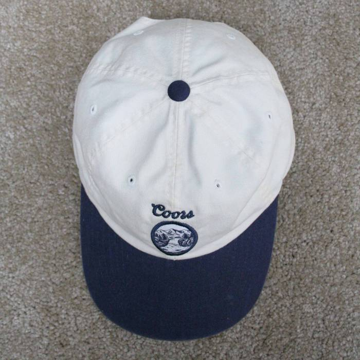 66dc377a5ce Brixton Coors Beer Collab Strapback Size one size - Hats for Sale ...