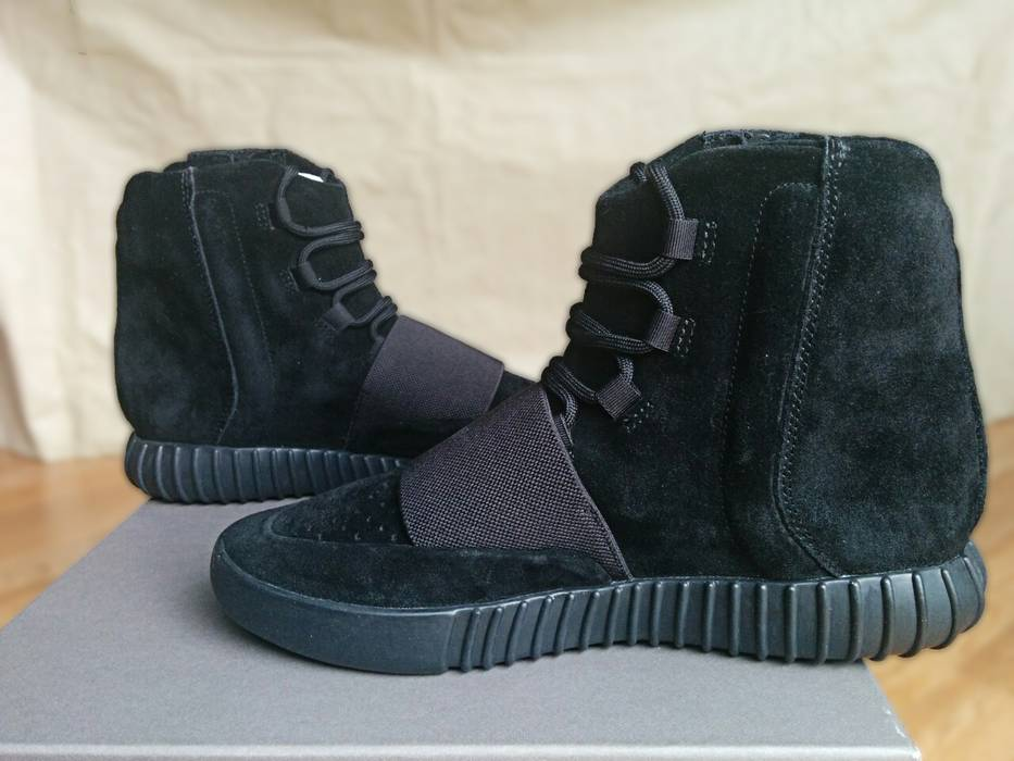 Yeezy Boost ADIDAS YEEZY 750 TRIPLE BLACK Size 9 - for Sale - Grailed 49376d5b5