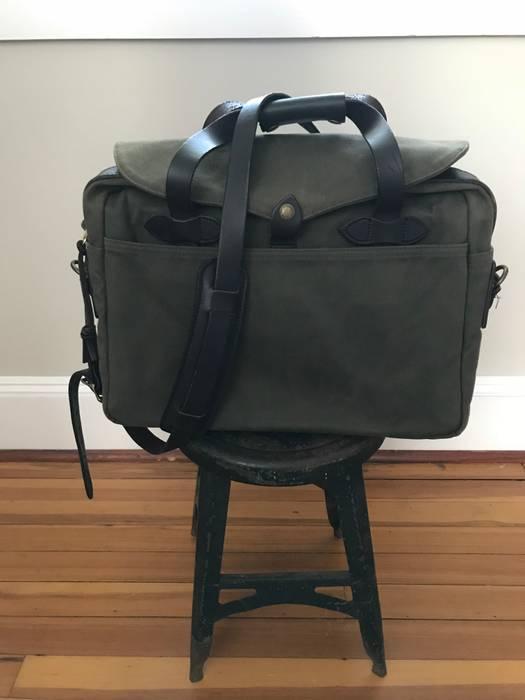 Filson Briefcase Computer Bag 257 Size One