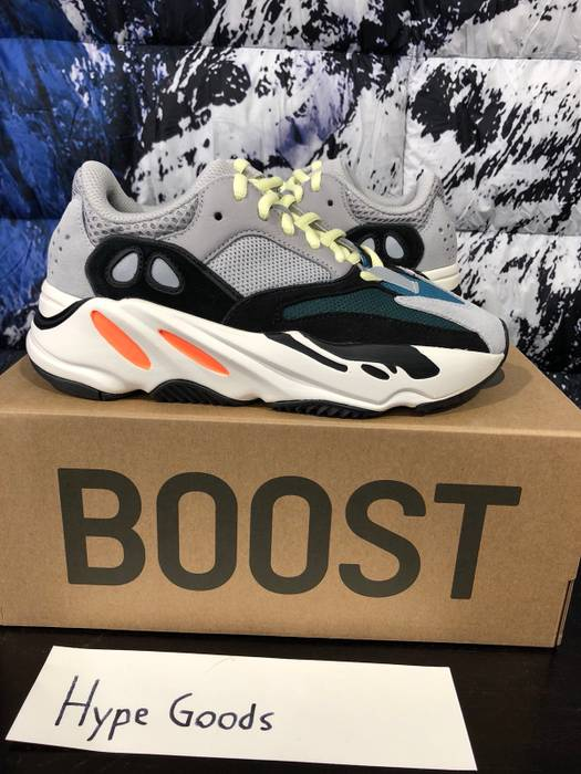 5d77bbcb883fa Yeezy Boost Yeezy 700 Waverunner Size 4 Size 6 - Low-Top Sneakers ...