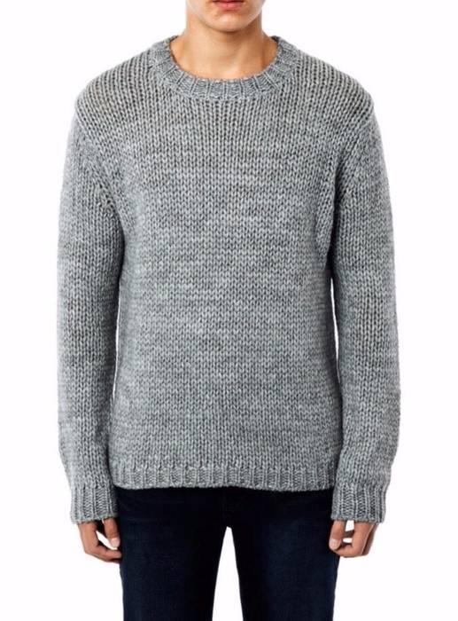 Blk Dnm Wool Alpaca Sweater Size S Sweaters Knitwear For Sale