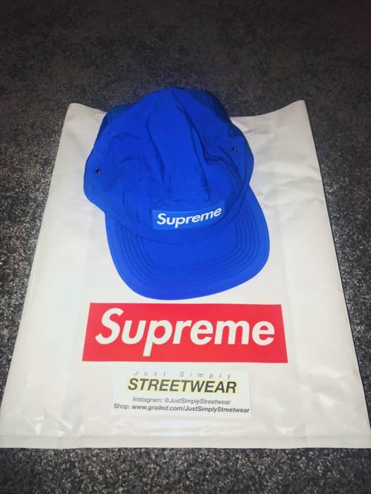 a45f08054e8 Supreme Supreme Royal Raised Box Logo Patch Camp Cap Size one size ...