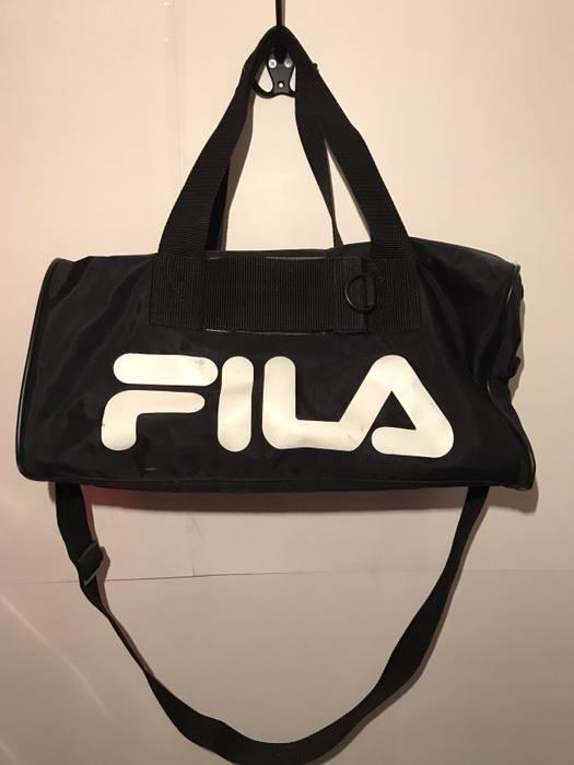 aa74e467768d Fila Vintage Fila Duffle Size one size - Bags   Luggage for Sale ...