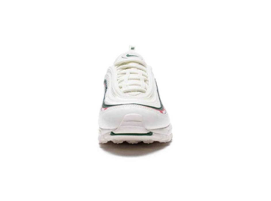 Nike UNDEFEATED X NIKE AIR MAX 97 OG - SAIL SPEED RED WHITE GORGE ... 449adede7d