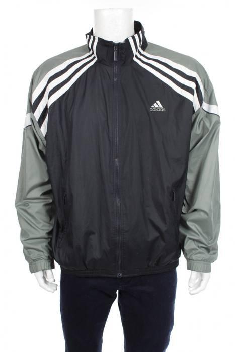 Adidas Adidas Windbreaker Rare Vintage 90s Tracksuit Top Jacket