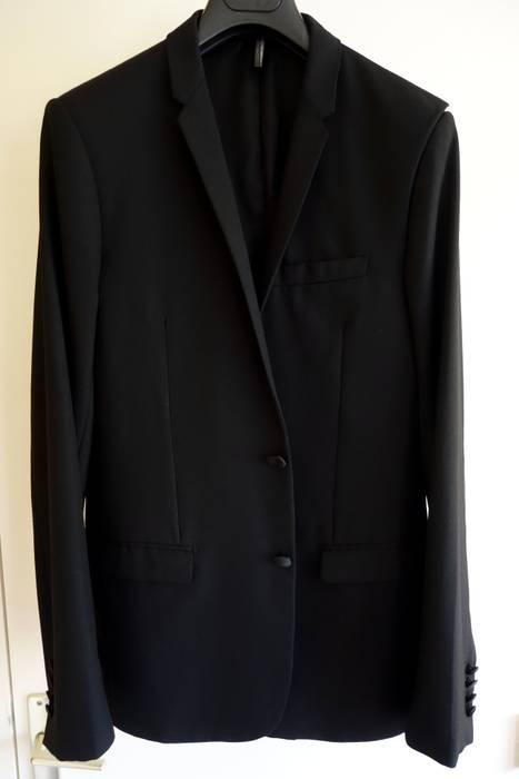 d468dd1ca9a1 Dior DIOR HOMME Veste de Costume Smoking Tuxedo Suit Blazer 48 M ...