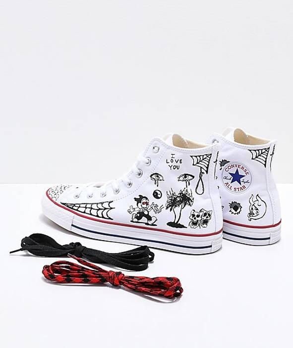 Converse Converse Sean Pablo CTAS Pro Hi Size 10 - Hi-Top Sneakers ... 06ccc461a