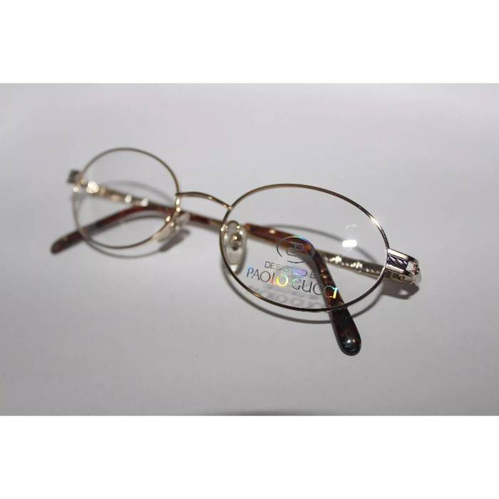 3db8510c66e Paolo Gucci Gold Frames - Image Decor and Frame Worldwebresource.Org