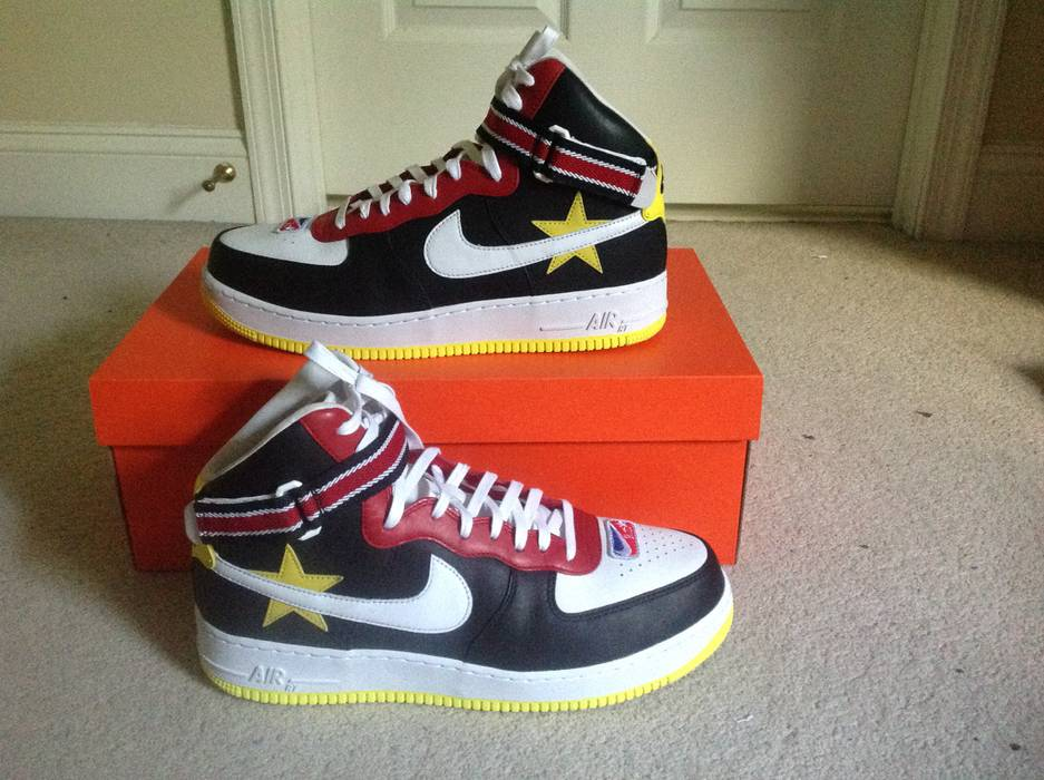 new style 5d0c3 32f0d Nike Riccardo Tisci x NikeLab Air Force 1 High  Victorious Minotaurs  Size  US 11.5